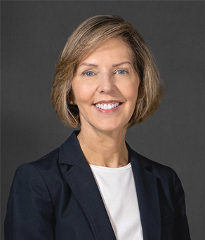 Cheryl Hayes, President, Marshall Medical Centers