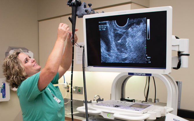 Technology at Marshall Medical Centers