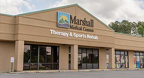 Marshall Therapy & Sports Rehab South