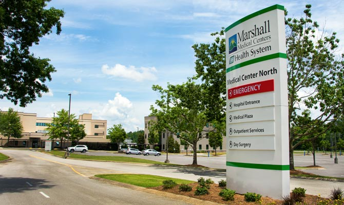 Marshall Medical Centers North