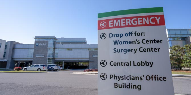 Marshall Medical Centers South