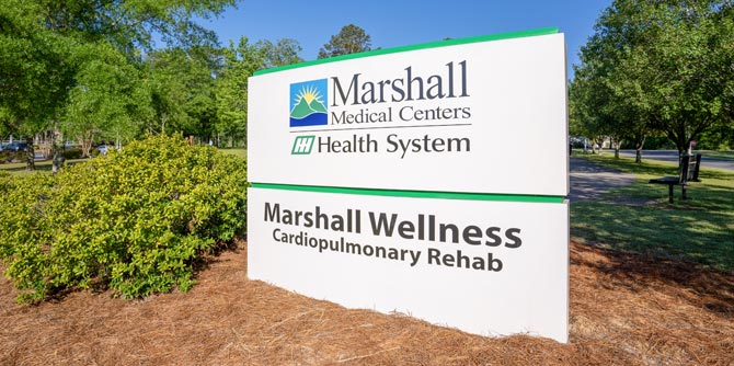 Marshall Wellness Centers - South