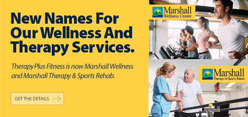 New Names For Our Wellness And Therapy Services.