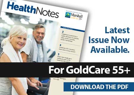 GoldCare 55+ HealthNotes PDF