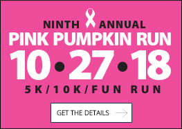 Ninth Annual Pink Pumpkin Run