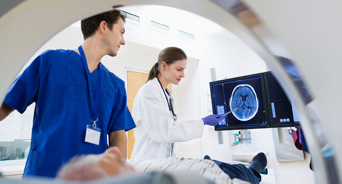 Diagnostic Imaging Services at Marshall Medical