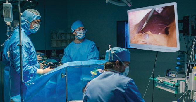 4K Surgery Monitors