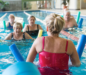 Marshall Therapy & Sports Rehab Aquatic Therapy
